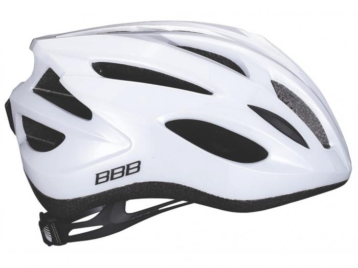 Casca BBB Condor BHE-35 alb/argintiu L [3]