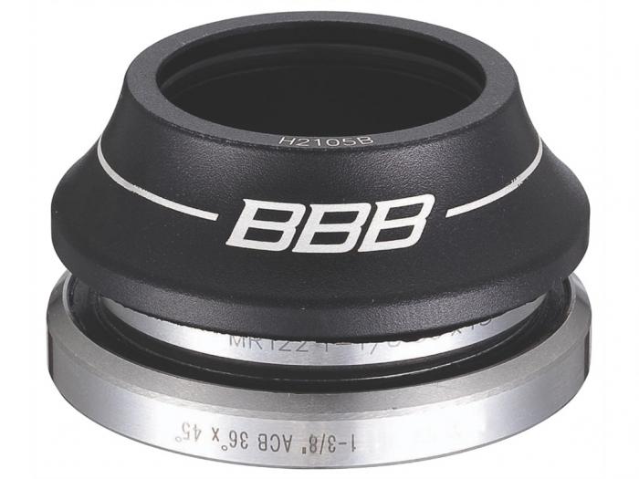 Cuvete BBB BHP-455 Tapered 1 1/8-1.3/8 con aluminiu 15 mm 41.0-48.9mm 45x36 [0]