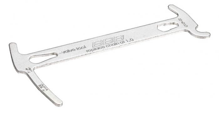 BBB multi-tool ChainChecker BTL-125 argintiu [0]