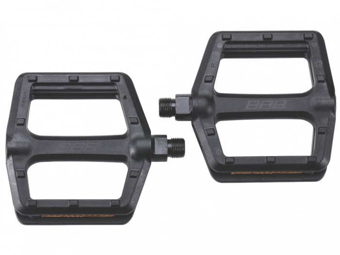 Pedale BBB BPD-35 TrailRide compozit negre [3]