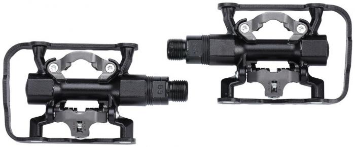 Pedale BBB DualChoice BPD-23 negre [1]