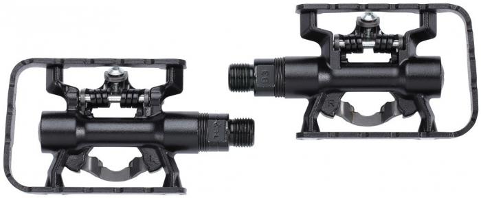Pedale BBB DualChoice BPD-23 negre [4]