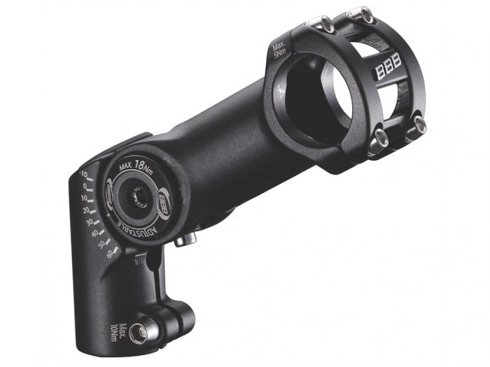 Pipa reglabila BBB HighFix BHS-35 31.8 80mm [0]