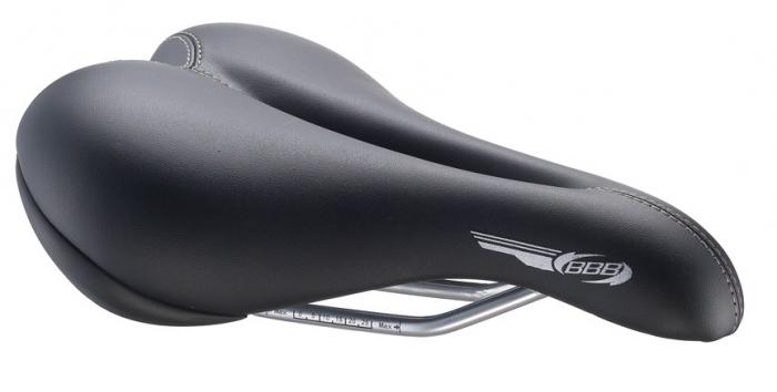 Sa bicicleta BBB BSD-1501 Smoothdensity dame neagra [0]