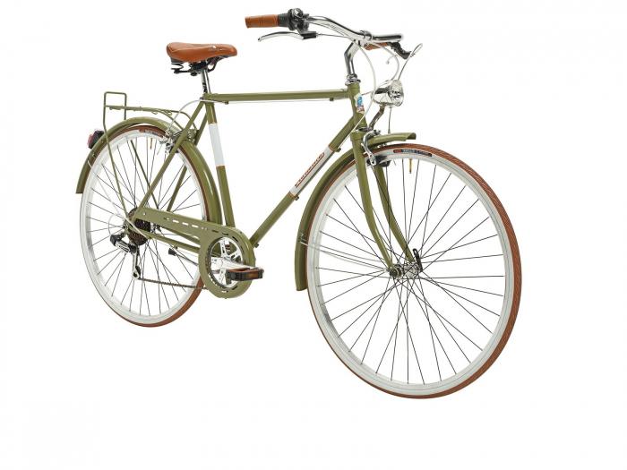 Bicicleta Adriatica Condorino 28 verde 54 cm [1]