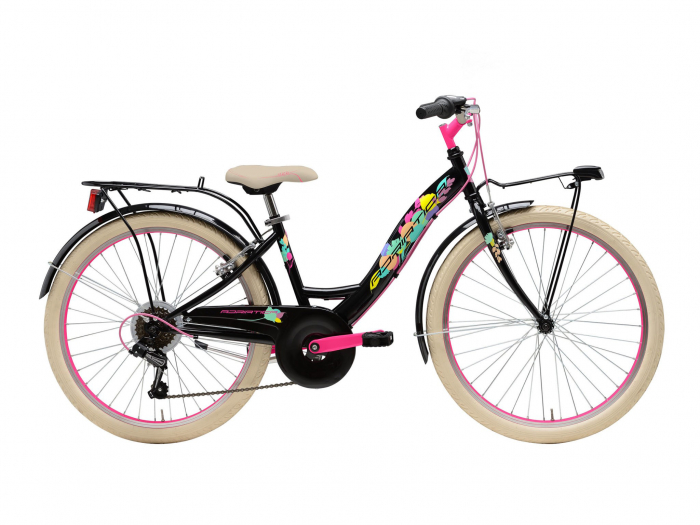 Bicicleta Adriatica CTB 24 Donna 2021 6V neagra [0]