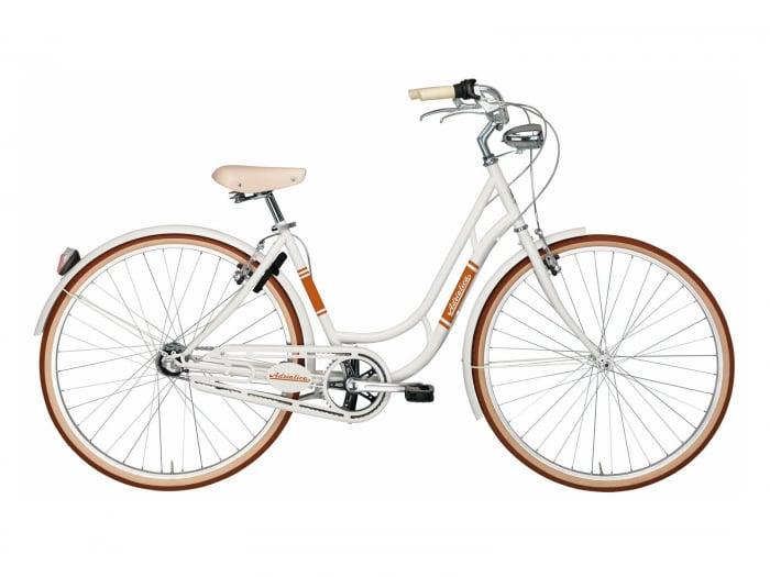 Bicicleta Adriatica Danish Lady 6v 28, Alb, 48cm [0]