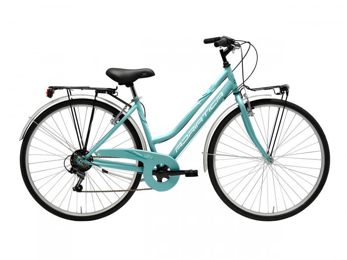 Bicicleta Adriatica Movie lady 6V 28' Verde [0]