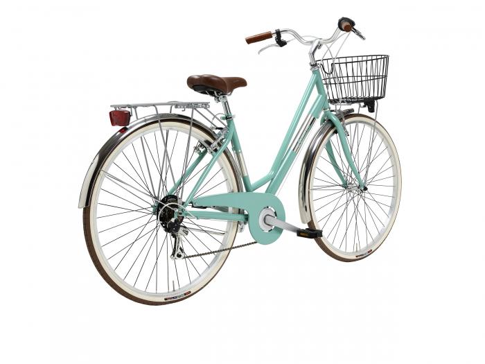 Bicicleta Adriatica Panarea Lady 28 Aquamarine 450mm [2]