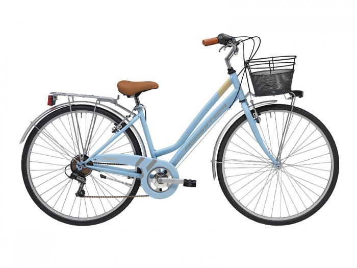 """Bicicleta Adriatica Trend Lady 28"""" Bleu 450mm [0]"""