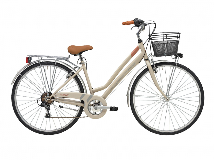 "Bicicleta Adriatica Trend Lady 28"" Crem 450mm [0]"