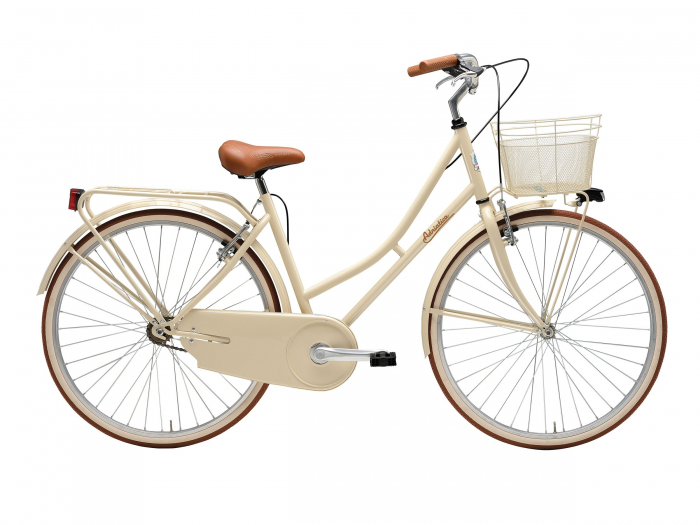 """Bicicleta Adriatica Week End Lady 26"""" 2021 1V crem 45 cm [0]"""