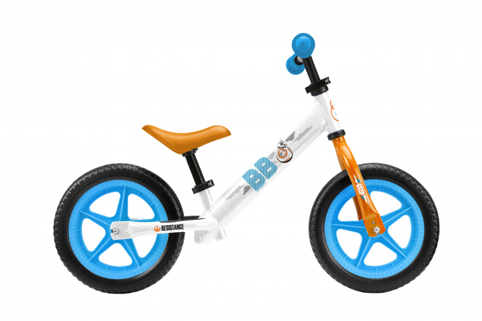 Bicicleta copii Seven Star Wars BB8 Metal Balance Bike [0]