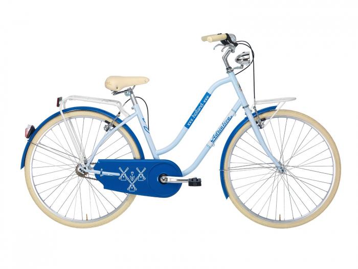 Bicicleta Adriatica Holland Lady, de dama, Bleu/Albastru [0]