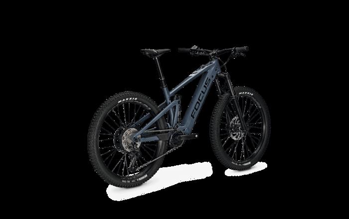 Bicicleta Electrica Focus Jam2 6.7 Plus 27.5 Stone Blue 2021 [2]
