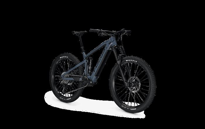 Bicicleta Electrica Focus Jam2 6.7 Plus 27.5 Stone Blue 2021 [1]
