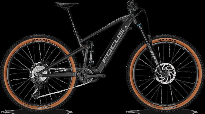 Bicicleta Electrica Focus Jam2 6.8 Nine 29'' Magic Black 2021 - 420mm (M) [0]