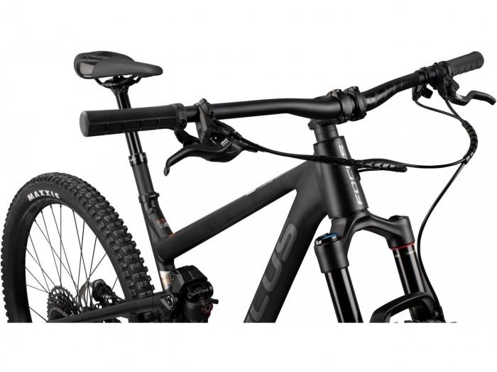 Bicicleta Focus Jam 6.7 Nine 29'' Magic Black 2021 - 47(L) [10]