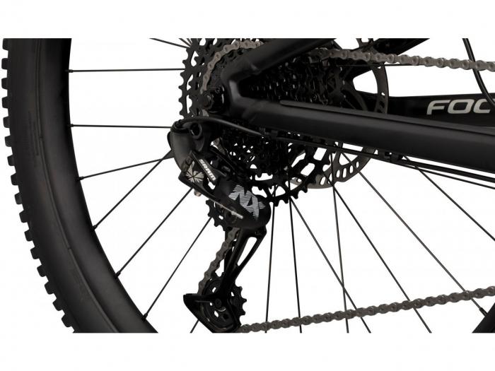 Bicicleta Focus Jam 6.7 Nine 29'' Magic Black 2021 - 47(L) [7]