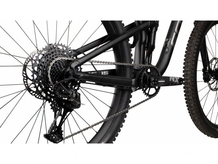 Bicicleta Focus Jam 6.7 Nine 29'' Magic Black 2021 - 47(L) [6]