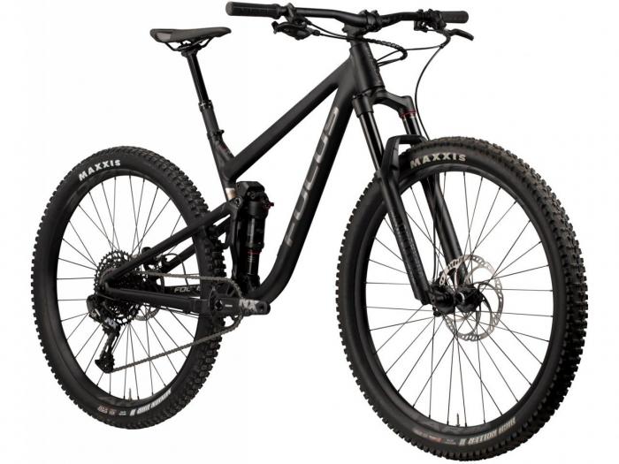Bicicleta Focus Jam 6.7 Nine 29'' Magic Black 2021 - 47(L) [8]