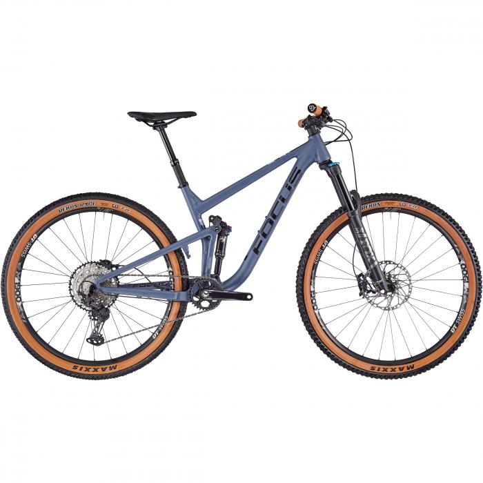Bicicleta Focus Jam 6.8 Nine 29'' Stone Blue 2021 - 51(XL) [2]