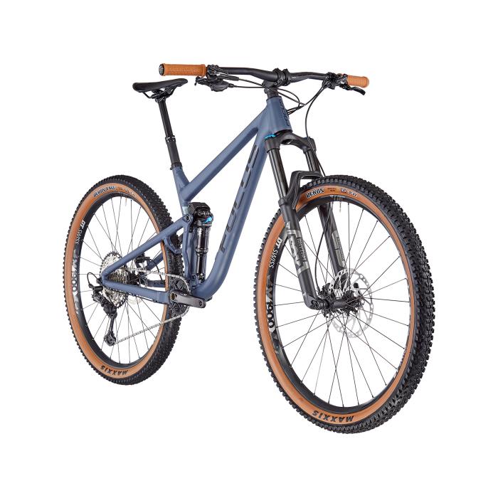 Bicicleta Focus Jam 6.8 Nine 29'' Stone Blue 2021 - 51(XL) [0]