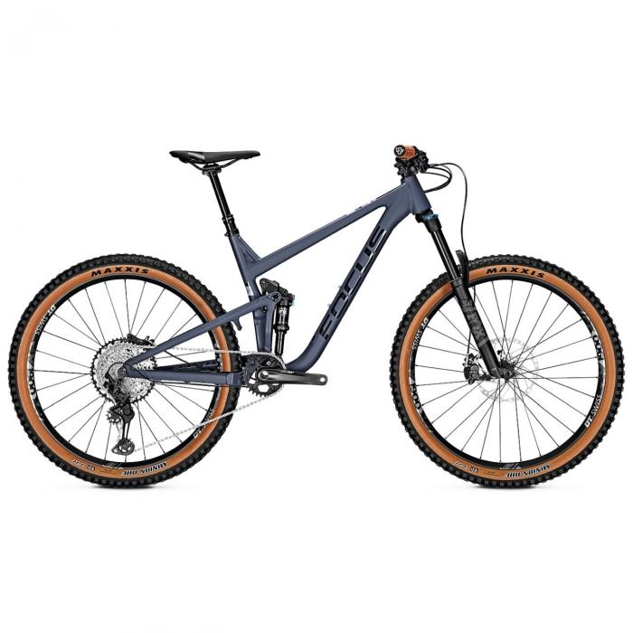 Bicicleta Focus Jam 6.8 Seven 27.5'' Stone Blue 2021 [1]