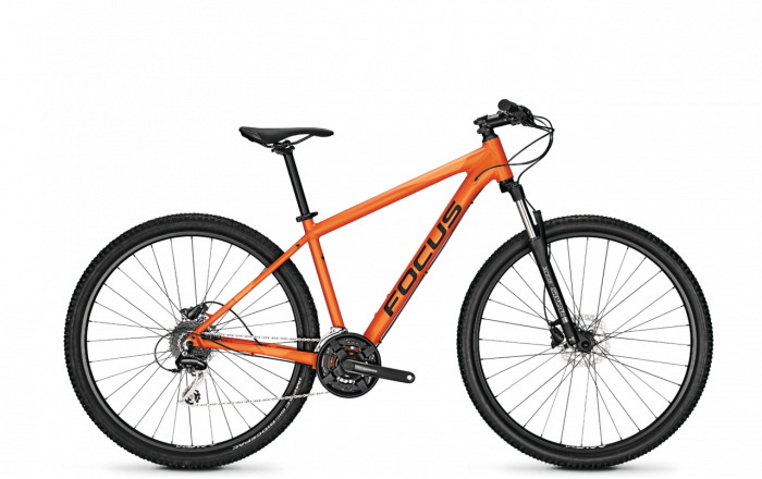 Bicicleta Focus Whistler 3.5 27.5'' Supra Orange 2021 - 36(XS) [0]