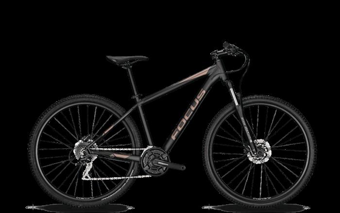 Bicicleta Focus Whistler 3.5 27.5 Diamond Black 2021 - 36(XS) [0]