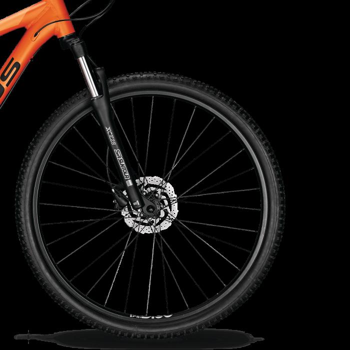 Bicicleta Focus Whistler 3.5 27.5'' Supra Orange 2021 - 36(XS) [1]