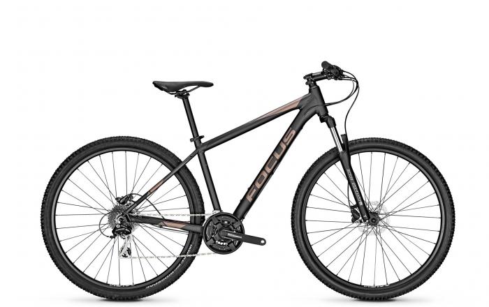 Bicicleta Focus Whistler 3.5 29 Diamond Black 2021 - 52(XL) [0]