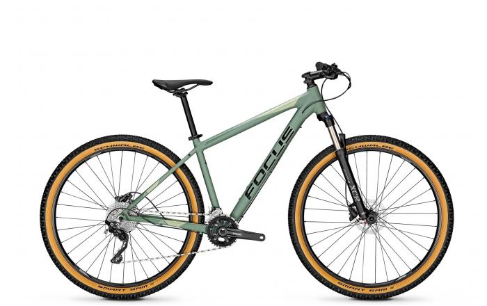 Bicicleta Focus Whistler 3.8 29 Mineral Green - 52(XL) [0]
