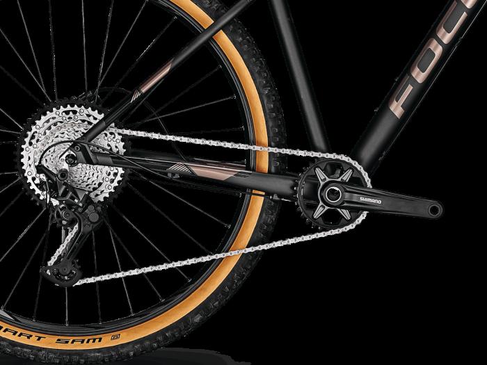 Bicicleta Focus Whistler 3.9 29'' Diamond Black 2021 - 44(M) [1]