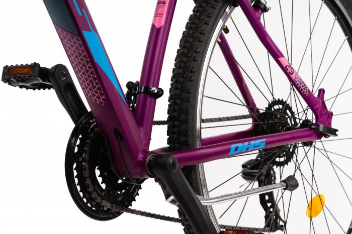 Bicicleta MTB DHS Terrana 29 [5]