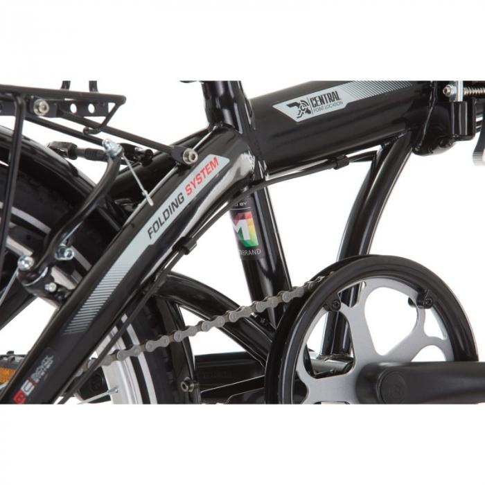 Bicicleta pliabila Sprint Probike Folding 20 6sp Alb [2]