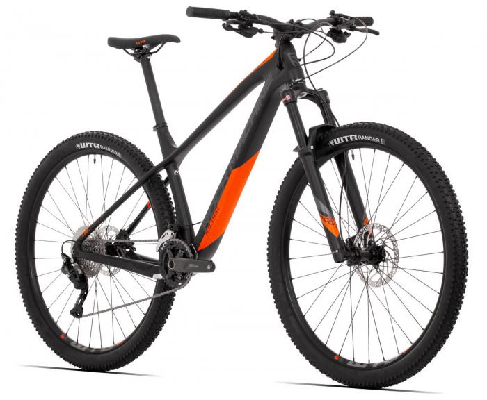 Bicicleta Rock Machine Blizz CRB 20-29 29'' Negru/Portocaliu [0]