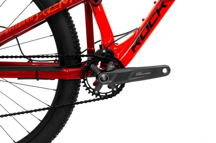 Bicicleta Rock Machine Blizzard XCM 30-29 29'' Rosu/Negru L-19'' [4]