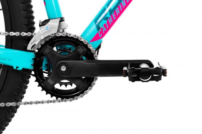 Bicicleta Rock Machine Catherine 10-29 29'' Cyan/Roz L-19'' [4]