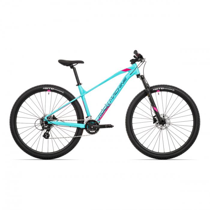 Bicicleta Rock Machine Catherine 10-29 29'' Cyan/Roz L-19'' [1]