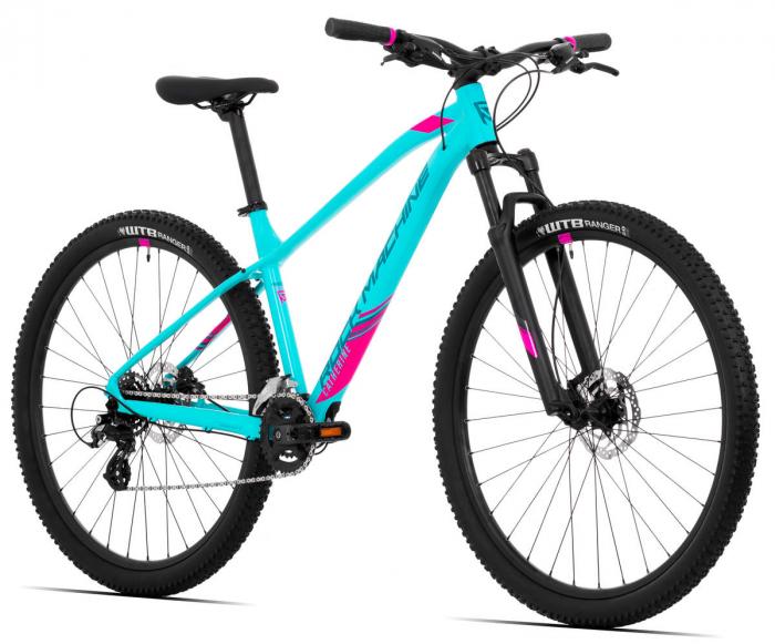 Bicicleta Rock Machine Catherine 10-29 29'' Cyan/Roz L-19'' [0]