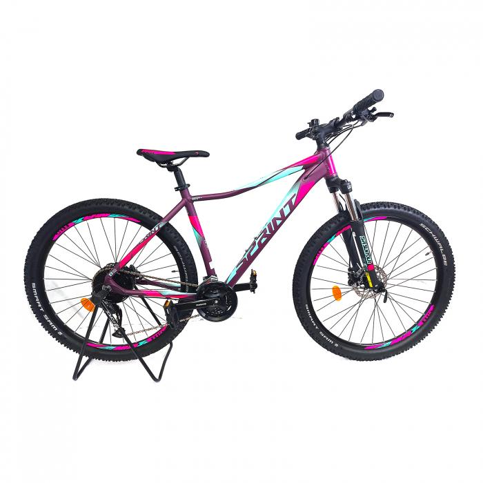 Bicicleta Sprint Maverick Pro Lady 27.5'' 2021 400mm [0]