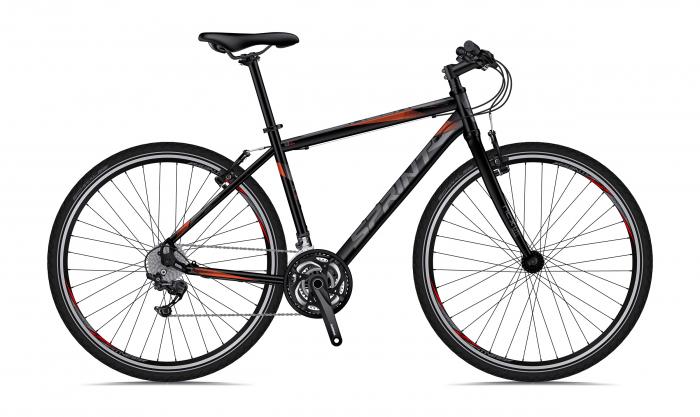 Bicicleta Sprint Sintero Man 28 Black Matt 520mm [0]