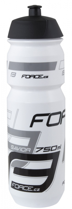 Bidon apa Force Savior 0.75l roz/alb/negru [1]