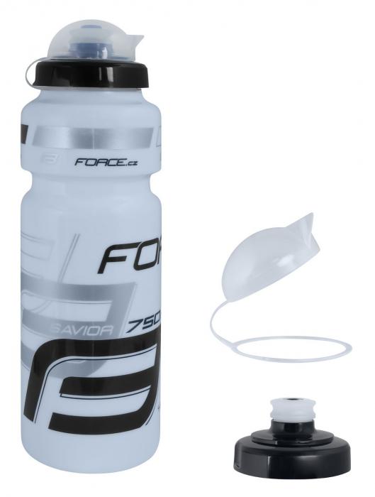 Bidon apa Force Savior Ultra 0.75l alb/gri/negru [0]