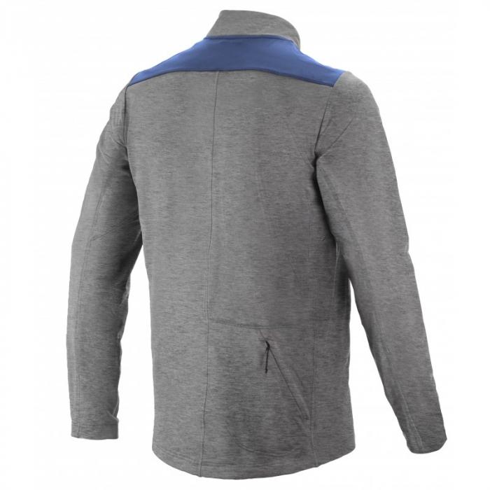 Bluza cu maneca lunga Alpinestars Nevada LS Jersey Gri/Albastru L [3]