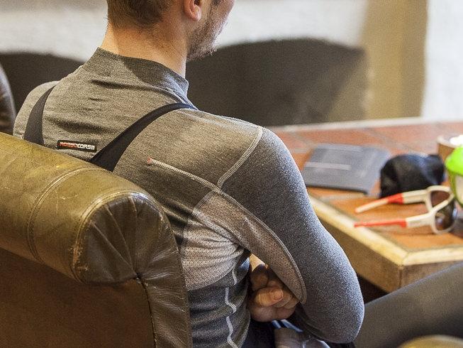 Bluza de corp cu maneca lunga Castelli Flanders Warm LS [8]