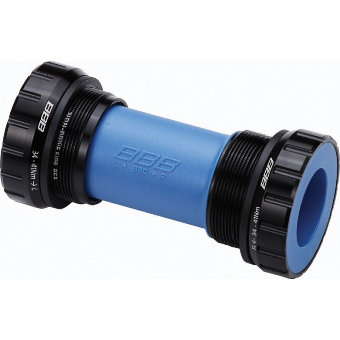 Butuc pedalier BBB BottomThread 1.37x24T 68/73 mm GXP [0]