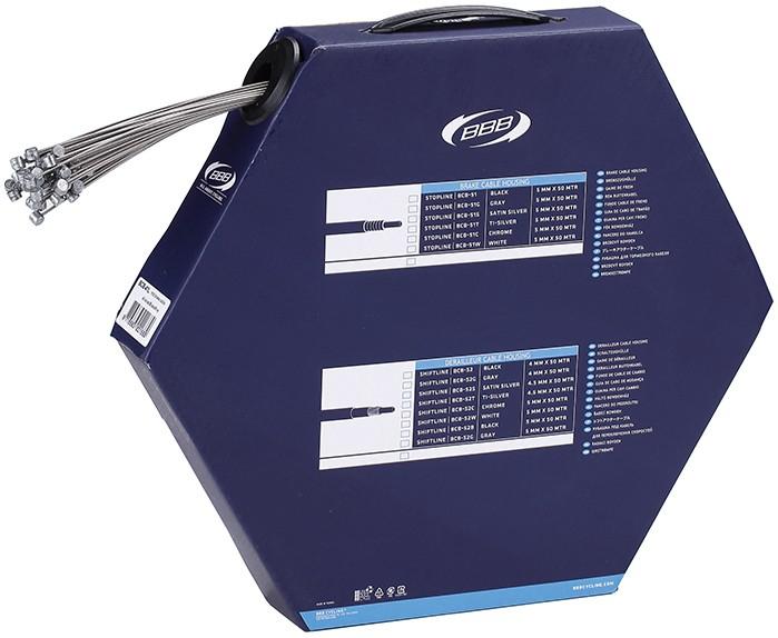 Cablu frana BBB BCB-41L BrakeWire 1.5x2350 mm [0]