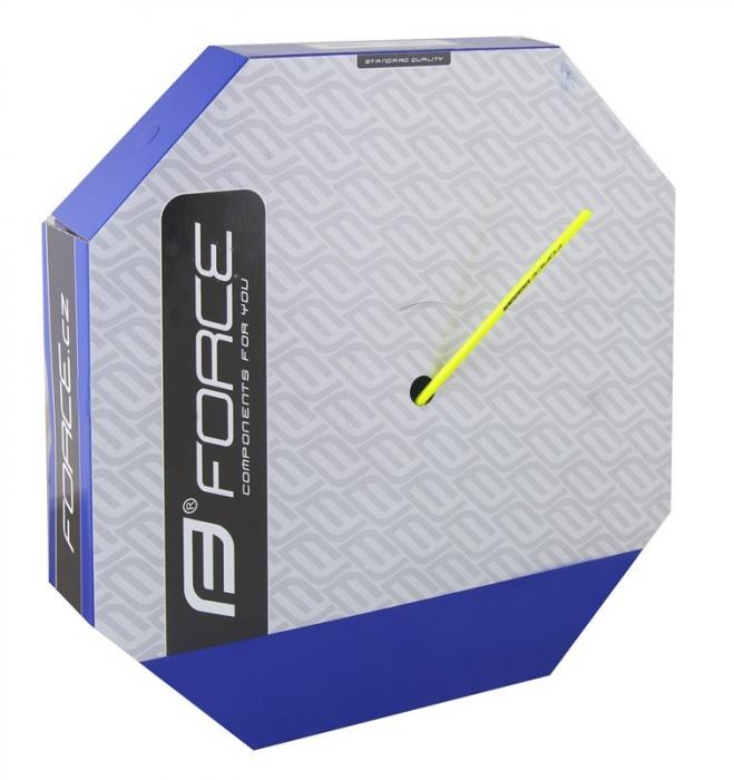 Camasa frana Force 5mm galben fluo (cutie 50m) [0]